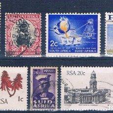 Sellos: SUDAFRICA - VARIOS ( USADOS ). Lote 155051170