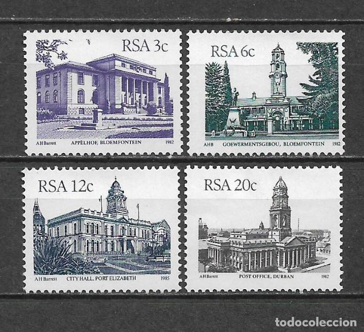 SUDAFRICA 1982 -85 ** NUEVO - 3/30 (Sellos - Extranjero - África - Sudáfrica)