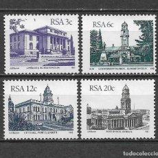 Sellos: SUDAFRICA 1982 -85 ** NUEVO - 3/30. Lote 158164202