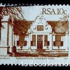 Sellos: SUDAFRICA SCOTT: 605-(1982) (SOMERSET-OUEST) USADO. Lote 158971134