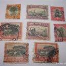 Sellos: OCHO SELLOS SUDAFRICA.. Lote 160739414