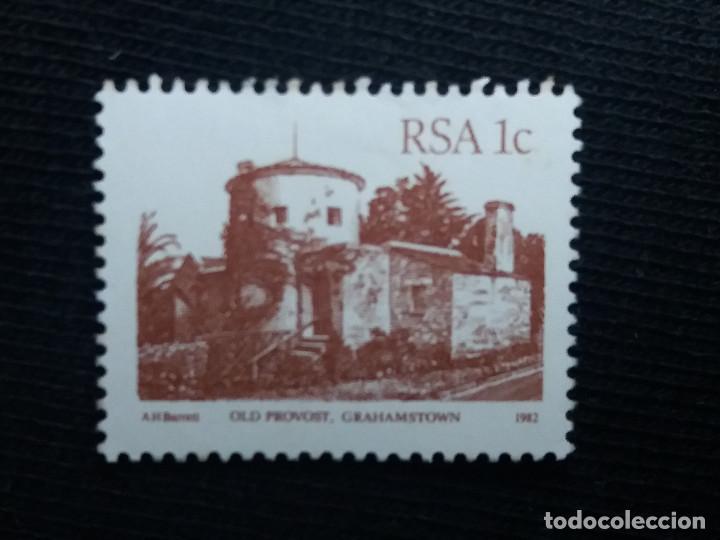 R.SUDAFRICA, 1 C, GRAHAMSTOWN, AÑO 1982, NUEVO (Sellos - Extranjero - África - Sudáfrica)