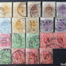 Sellos: COLONIA DEL RÍO NARANJA DE ENTRE 1868-1908. Lote 177843277