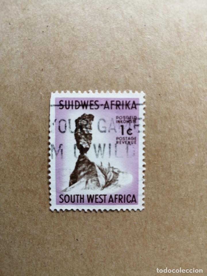 SUDAFRICA - VALOR FACIAL 1 C - AÑO 1961 - AFRICA SUDOESTE - YV 255 (Sellos - Extranjero - África - Sudáfrica)