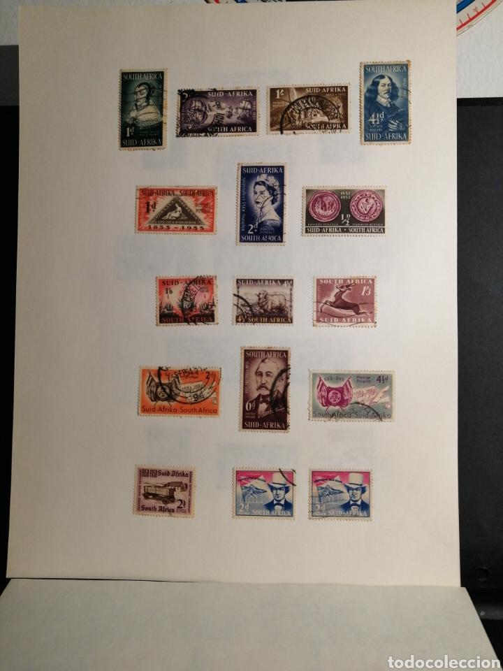 Sellos: Coleccion de 300 Sellos SudÀfrica (Suid Afrika). Ver fotografias y leer descripcion - Foto 2 - 192811367