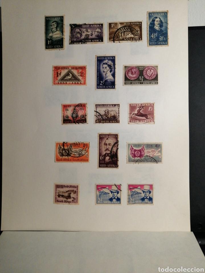 Sellos: Coleccion de 300 Sellos SudÀfrica (Suid Afrika). Ver fotografias y leer descripcion - Foto 3 - 192811367