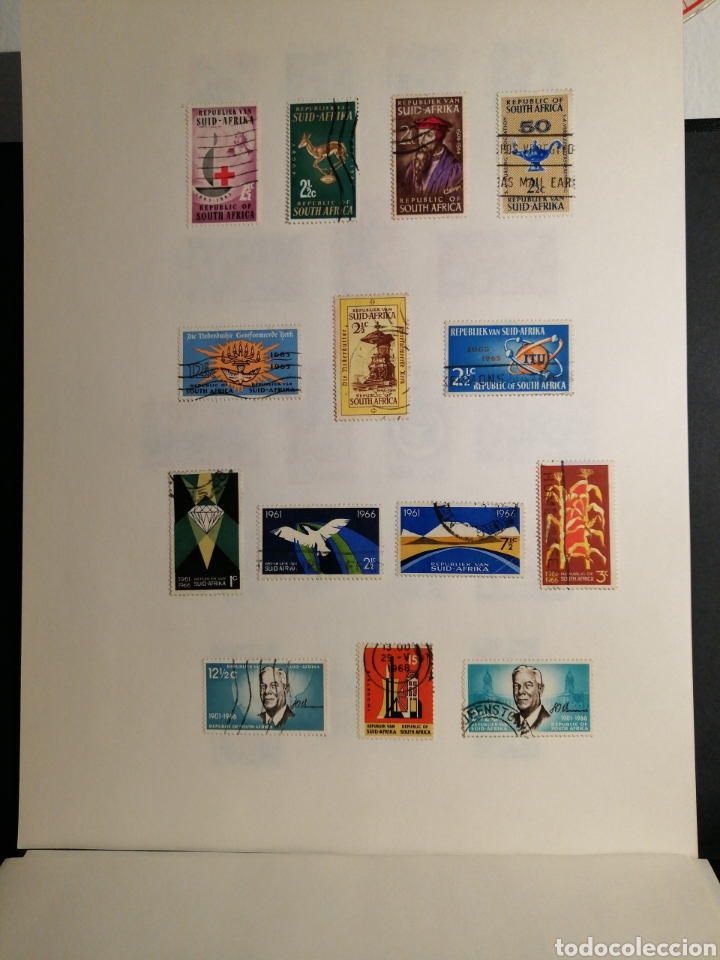 Sellos: Coleccion de 300 Sellos SudÀfrica (Suid Afrika). Ver fotografias y leer descripcion - Foto 5 - 192811367