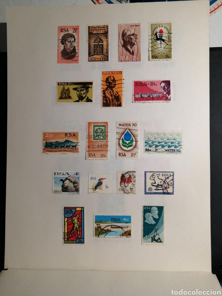 Sellos: Coleccion de 300 Sellos SudÀfrica (Suid Afrika). Ver fotografias y leer descripcion - Foto 6 - 192811367