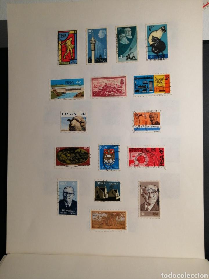 Sellos: Coleccion de 300 Sellos SudÀfrica (Suid Afrika). Ver fotografias y leer descripcion - Foto 7 - 192811367