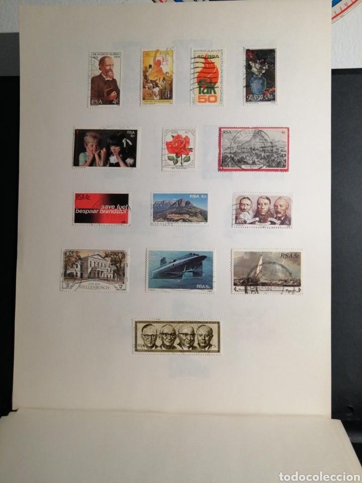 Sellos: Coleccion de 300 Sellos SudÀfrica (Suid Afrika). Ver fotografias y leer descripcion - Foto 9 - 192811367
