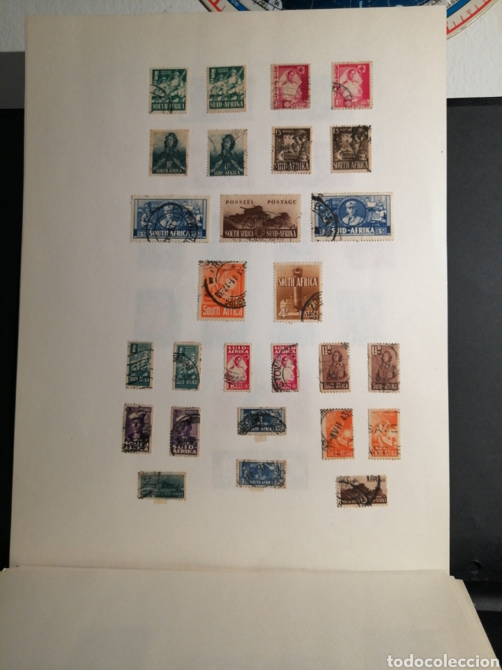 Sellos: Coleccion de 300 Sellos SudÀfrica (Suid Afrika). Ver fotografias y leer descripcion - Foto 15 - 192811367