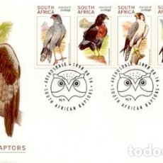 Sellos: SOUTH AFRICA 1998 BIRDS, FDC K.251. Lote 198277030