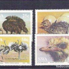 Sellos: SWA 1985 OSTRICH, MNH G.148. Lote 198277692