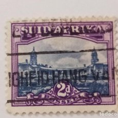 Sellos: SUDÁFRICA 1993 2D. Lote 206224967