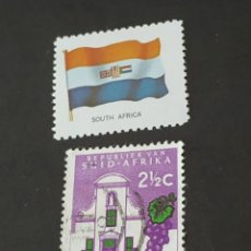 Sellos: SUDÁFRICA H. Lote 209156605