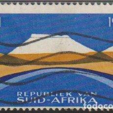 Sellos: SUDAFRICA 1966 SCOTT 313A SELLO º ANIV REPUBLICA SUDAFRICANA PAISAJE MICHEL 354X YVERT 305 SUID. Lote 241426825
