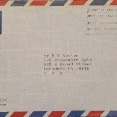 Sellos: O) 1982 SUDÁFRICA, RAADSAAL BLOEMFONTEIN, SCT 587, IMPUESTOS, LIBRE, RICHARD JOHNSON, PER LUGPOS, CI. Lote 254619600
