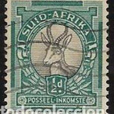 Timbres: AFRICA DEL SUR COLONIA BRITANICA YVERT 19, FAUNA. Lote 254796410