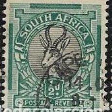 Timbres: AFRICA DEL SUR COLONIA BRITANICA YVERT 38, FAUNA. Lote 254797705
