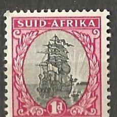 Sellos: SUID AFRIKA - POSSEEL INKOMSTE - 1D - NUEVO. Lote 255395995