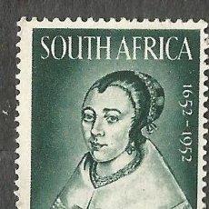 Sellos: SOUTH AFRICA - 1952 - 2 VALORES - - NUEVOS. Lote 255400580