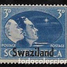 Timbres: SWAZILAND YVERT 40 NUEVO CON GOMA. Lote 256031680