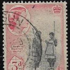 Sellos: SWAZILAND YVERT 58. Lote 256031940