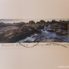 Sellos: AÑO 2013 SUDAFRICA SELLO USADO. Lote 263723230