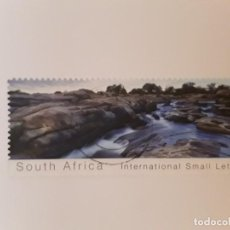 Sellos: AÑO 2013 SUDAFRICA SELLO USADO. Lote 263723275