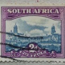 Sellos: 1927. SUDÁFRICA. 24. SEDE DEL GOBIERNO SUDAFRICANO EN PRETORIA. USADO.. Lote 270874443