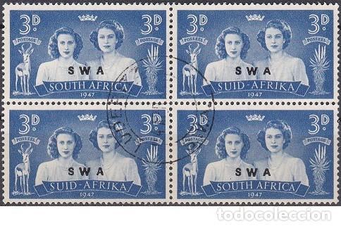 LOTE SELLO ANTIGUO DE SUDAFRICA - PRINCESAS U.K. - (ENVIO COMBINADO COMPRA MAS) (Sellos - Extranjero - África - Sudáfrica)