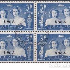 Sellos: LOTE SELLO ANTIGUO DE SUDAFRICA - PRINCESAS U.K. - (ENVIO COMBINADO COMPRA MAS). Lote 276746983