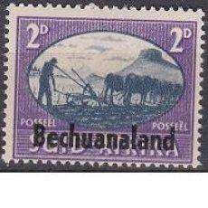 Sellos: LOTE SELLOS NUEVOS ANTIGUOS DE SUDAFRICA - BECHUANALAND - (ENVIO COMBINADO COMPRA MAS). Lote 276747128