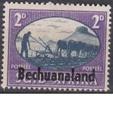 Sellos: LOTE SELLOS NUEVOS ANTIGUOS DE SUDAFRICA - BECHUANALAND - (ENVIO COMBINADO COMPRA MAS). Lote 276747328