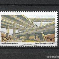Timbres: SELLO SUDAFRICA - 19/41. Lote 287742788