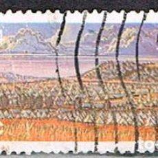 Sellos: SUDAFRICA Nº 466, MUNMENTO A LOS PIONEROS EN PRETORIA, USADO. Lote 288398143