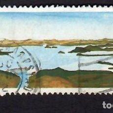 Sellos: SUDÁFRICA (1972). PRESA HENDRIK VERWOERD. YVERT Nº 334. USADO.. Lote 289745558