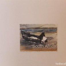 Selos: AÑO 2010 SUDAFRICA SELLO USADO. Lote 293597953
