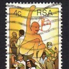 Selos: SUDÁFRICA (1979). AÑO INTERNACIONAL DE LA SALUD. YVERT Nº 464. USADO.. Lote 293914458