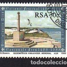 Selos: SUDÁFRICA (1988). V CENTENARIO DESCUBRIMIENTO CABO DE BUENA ESPERANZA. YVERT Nº 639. USADO.. Lote 293920588