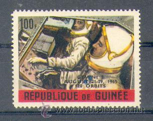 GUINÉ ** (1) (Sellos - Extranjero - África - Otros paises)