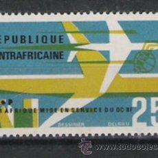Sellos: REPUBLICA CENTROAFRICANA SERIE NUEVA . Lote 18024148