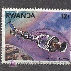 Sellos: RWANDA 1976. Lote 18524237