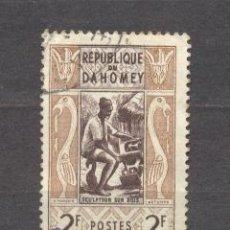 Sellos: REPUBLIQUE DE DAHOMEY (BENIN). Lote 20842947