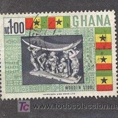 Sellos: GHANA. Lote 21174219
