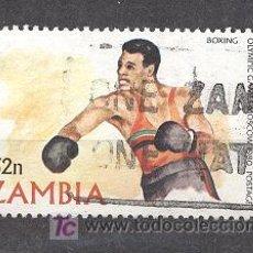Sellos: ZAMBIA. Lote 21174446