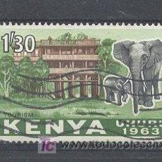 Sellos: KENYA, 1963. Lote 21281898