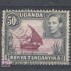 Sellos: KENYA, UGANDA,TANZANIA, . Lote 21282615