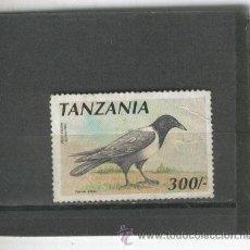 Sellos: SELLOS. PAJAROS. TANZANIA. . Lote 21766141