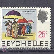 Sellos: SEYCHELLES- 1969- NUEVO- CON GOMA. Lote 21814511